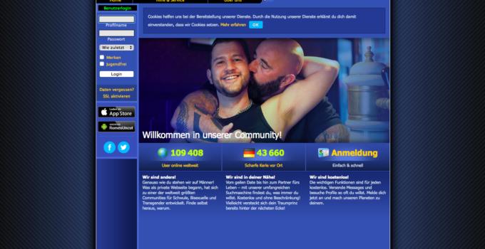Gayromeo Gay Dating